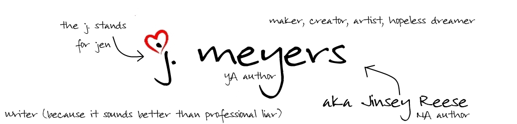 J Meyers Official Author Site