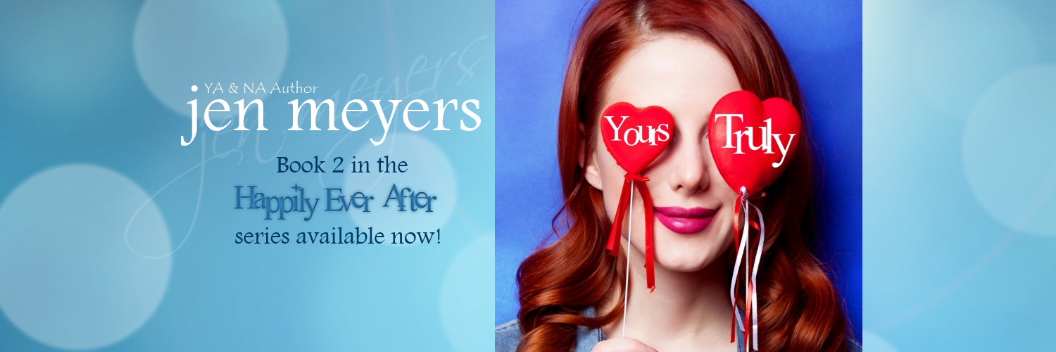 Jen Meyers Official Author Site